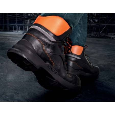 King's Comfort Range Safety Footwear
